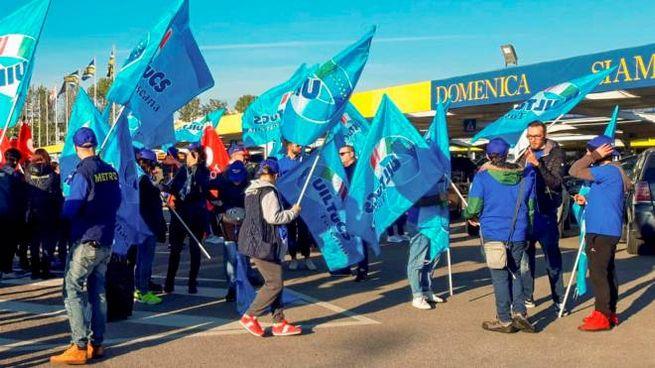 Vertenza alla Metro, scatta lo sciopero - Cronaca - lanazione.it