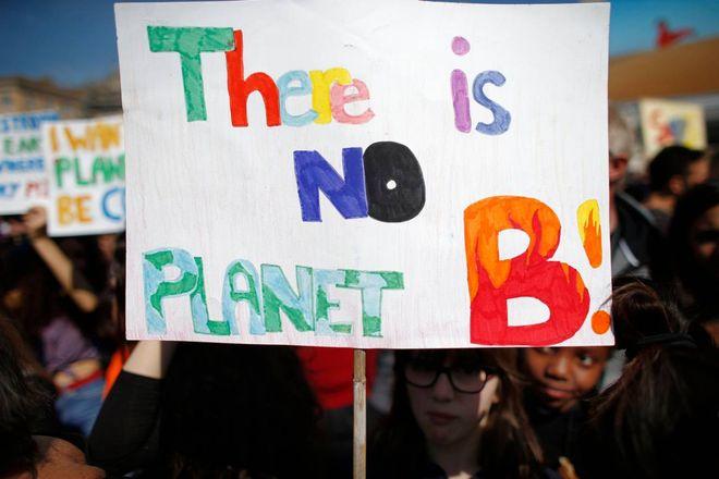 Sciopero clima, Greta Thunberg in piazza a Roma