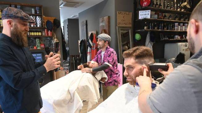 Pusher Barber Shop