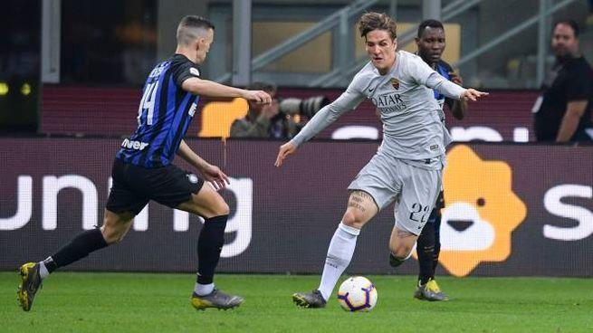 Inter-Roma 1-1 (Lapresse)