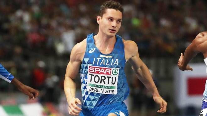 Filippo Tortu (Ansa)