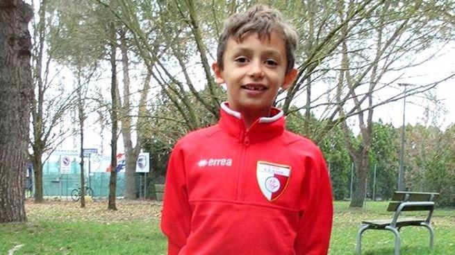 Paolo Balzani con la divisa  del Classe