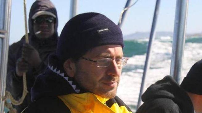 Il biologo marino ed oceanografo Primo Micarelli
