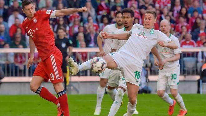 Bayern Monaco-Werder Brema (Ansa)