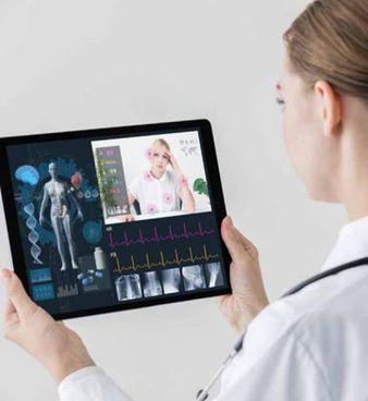 La telemedicina e la telediagnosi sono alcune tra le principali applicazioni del 5G