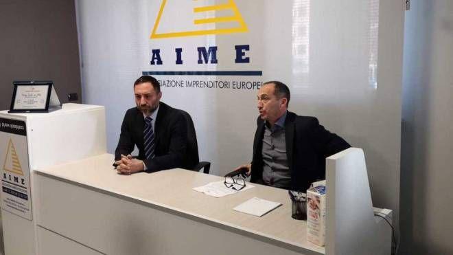Simone Teruzzi e Armando De Falco