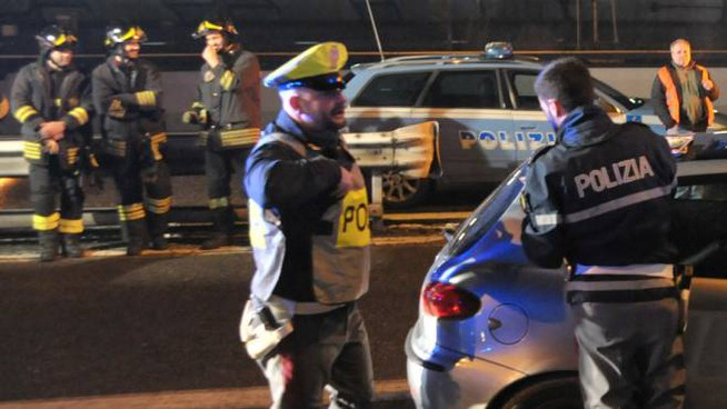 Incidente sull'A1