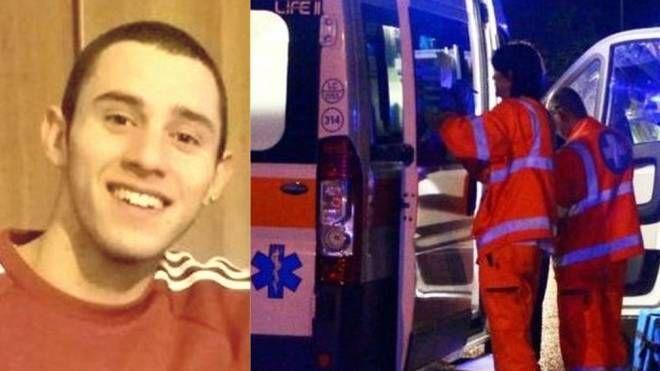 Eros Amoruso, morto a 19 anni in un incidente a Castelfranco