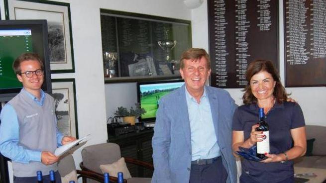 Silvia Avitabile, vincitrice a Punta Ala in seconda categoria