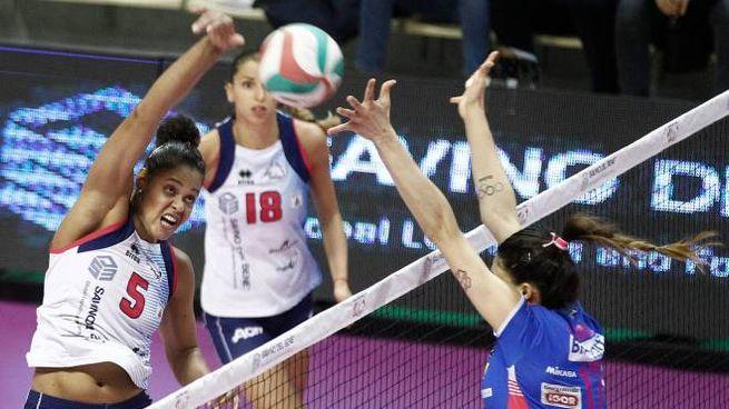 Volley, Savino Del Bene-Novara