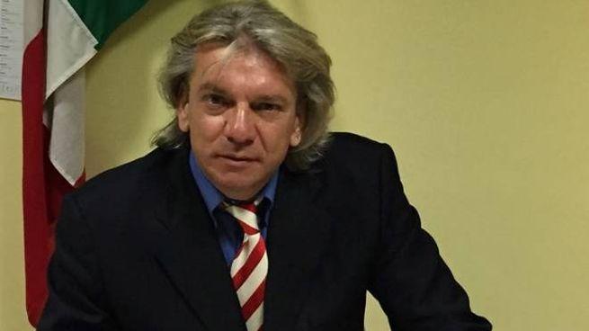 Il sindaco di Zerbo Antonio Petrali