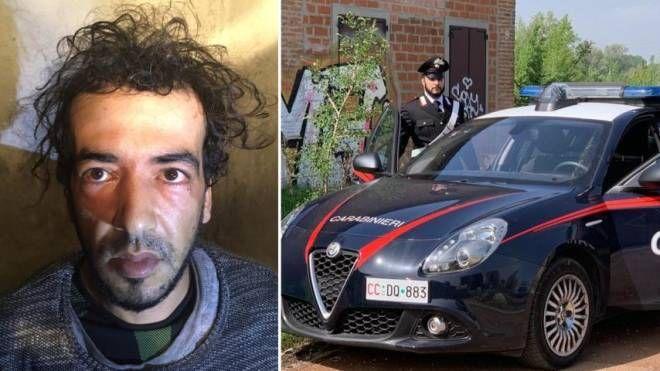 Yassine Missri e il casolare fuori Zanardi dove sono avvenute le violenze