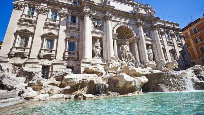 Per molti turisti la fontana di Trevi è una delusione