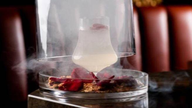Il cocktail ispirato a 'La bella e la bestia' - Foto: instagram/tgrburbank