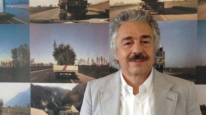 AL VERTICE Danilo Montecchi guida il gruppo Transmec con il fratello Massimo