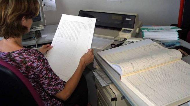 Ufficio anagrafe (archivio FotoFiocchi)