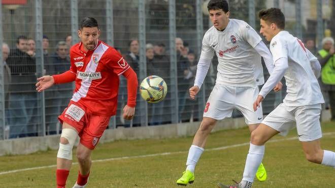 La formazione biancorossa chiuderà il Campionato domenica pomeriggio a Villafranca