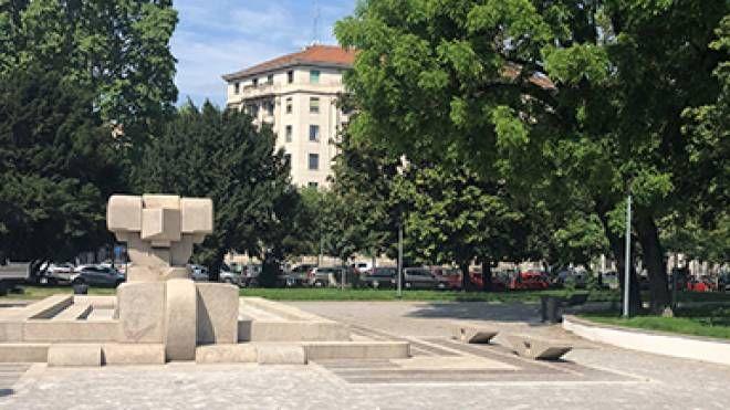 Riqualificazione piazza Leonardo da Vinci
