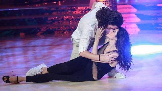Ballando con le stelle, Manuela Arcuri (LaPresse)