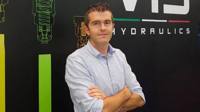 FONDATORE Adamo Venturelli nel 2009 ha fondato a Pavullo Vis Hydraulics srl, di cui è ad