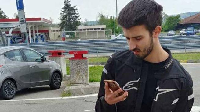 Fabio Ferrari, morto a 18 anni