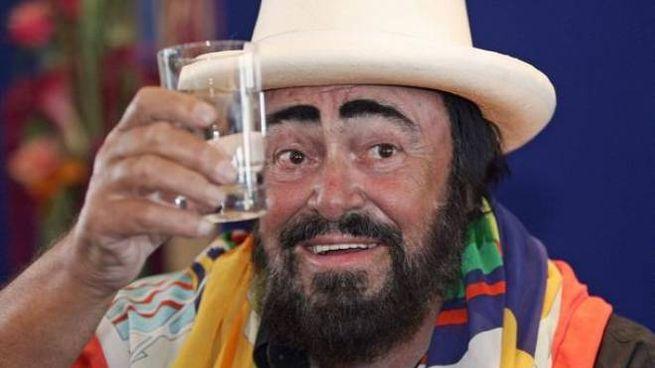 """""""Lirico"""" Pavarotti"""