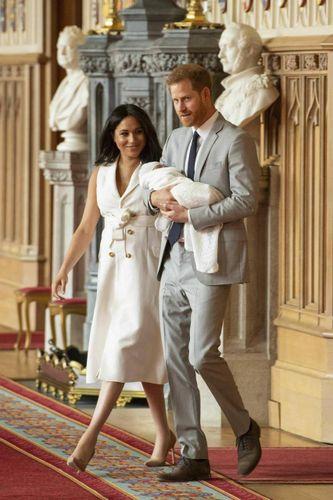 Archie Harrison, il nome del royal baby spiazza tutti. Ecco il significato