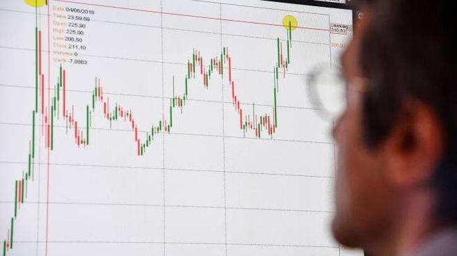 404fb0c4fc Borsa Italiana, Milano chiude in forte calo con Wall Street. Spread ...
