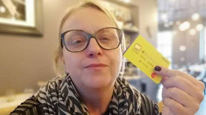 Simona Cenni, disoccupata