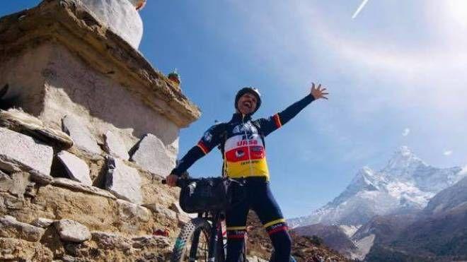 Paolo Franceschini in Nepal
