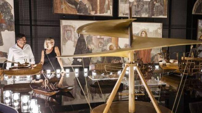 La Vite di Leonardo, uno dei modelli più iconici