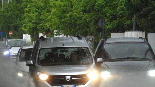 Meteo Emilia Romagna, allerta per temporali domenica 12 maggio 2019 (foto Antic)
