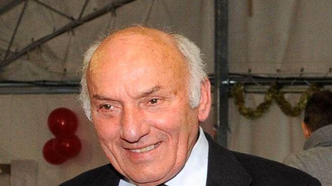 Mario Baroni, il sindaco di Muccia