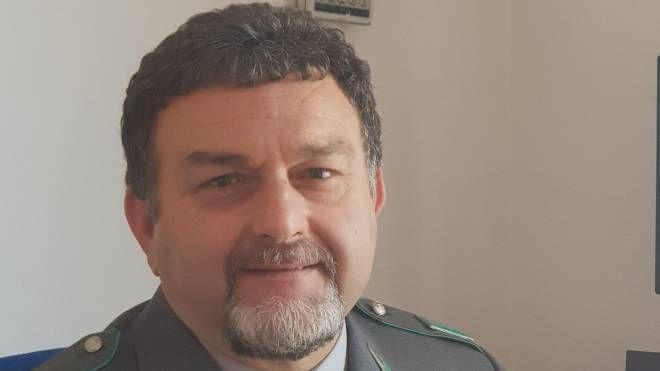Claudio Rimondi, comandante della polizia locale della Città Metropolitana