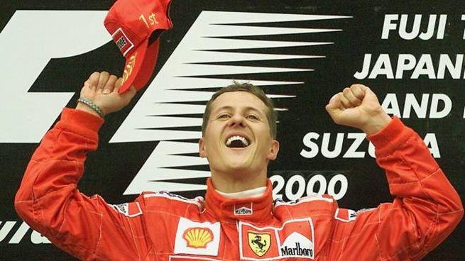 Michael Schumacher (Ansa)
