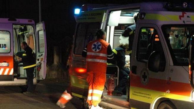 L'incidente è avvenuto ieri sera in via Savonarola  all'altezza del sottopasso