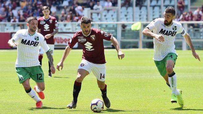 Torino-Sassuolo del 12 maggio 2019 (LaPresse)