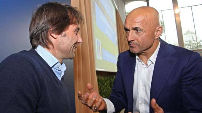 Conte e Spalletti
