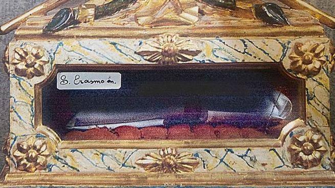 Umbertide, furti di reliquie