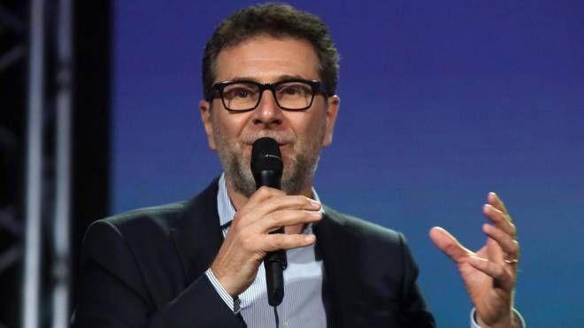 """Faabio Fazio: """"Cancellate tre puntate di Che fuori tempo che fa"""" (Ansa)"""