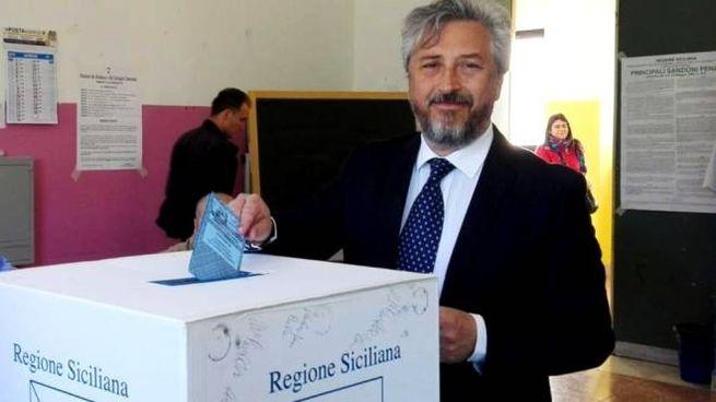 Roberto Gambino, candidato sindaco M5S a Caltanissetta (Ansa)