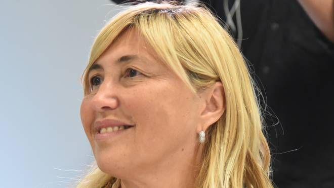 La professoressa Rita Cucchiara