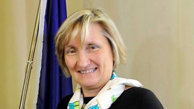 La rettrice Sabina Nuti
