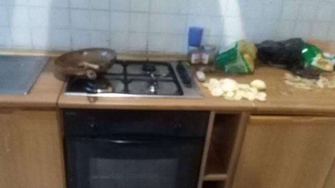La cucina teatro dell'infortunio domestico