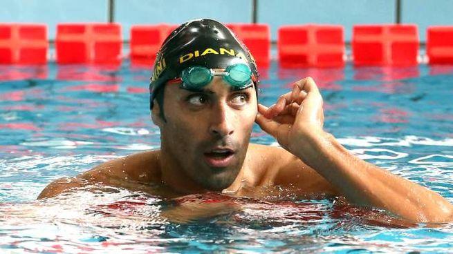 Filippo Magnini, caso doping. Squalifica per 4 anni confermata (Foto Ansa)