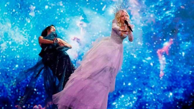 Un momento della prima puntata dell'Eurovision Song Contest 2019 (Lapresse)