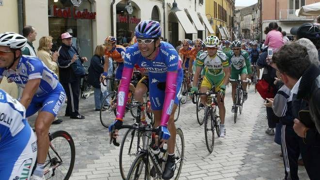 Una tappa del Giro d'Italia partì da Ravenna anche nel 2005