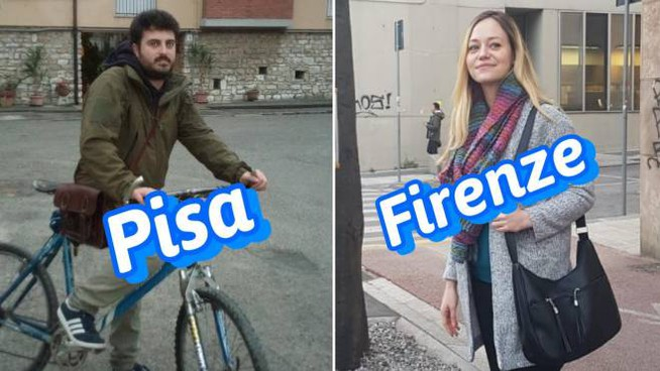 Gli studenti di Firenze e Pisa che hanno raccontato la loro giornata