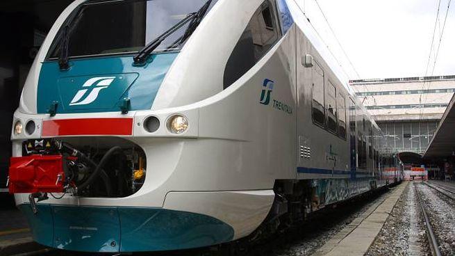 Treni, lavori in corso nel weekend sulla linea Bologna-Rimini (LaPresse)
