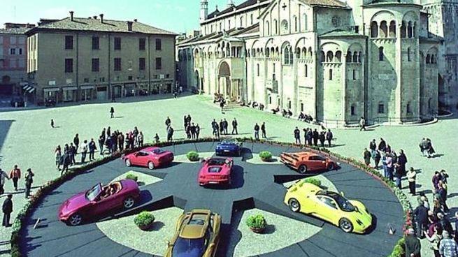 La motor valley romba a Modena